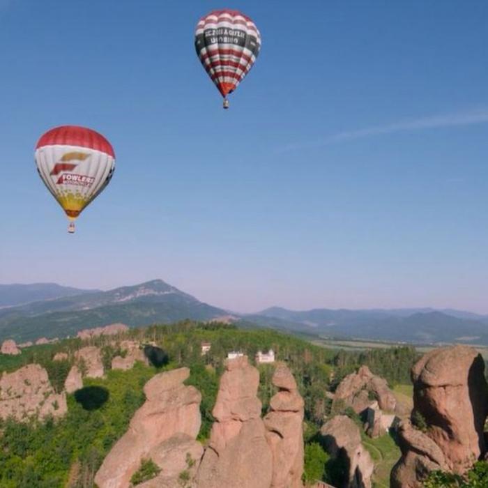 Приключение около Белоградчишките скали - 3 дни