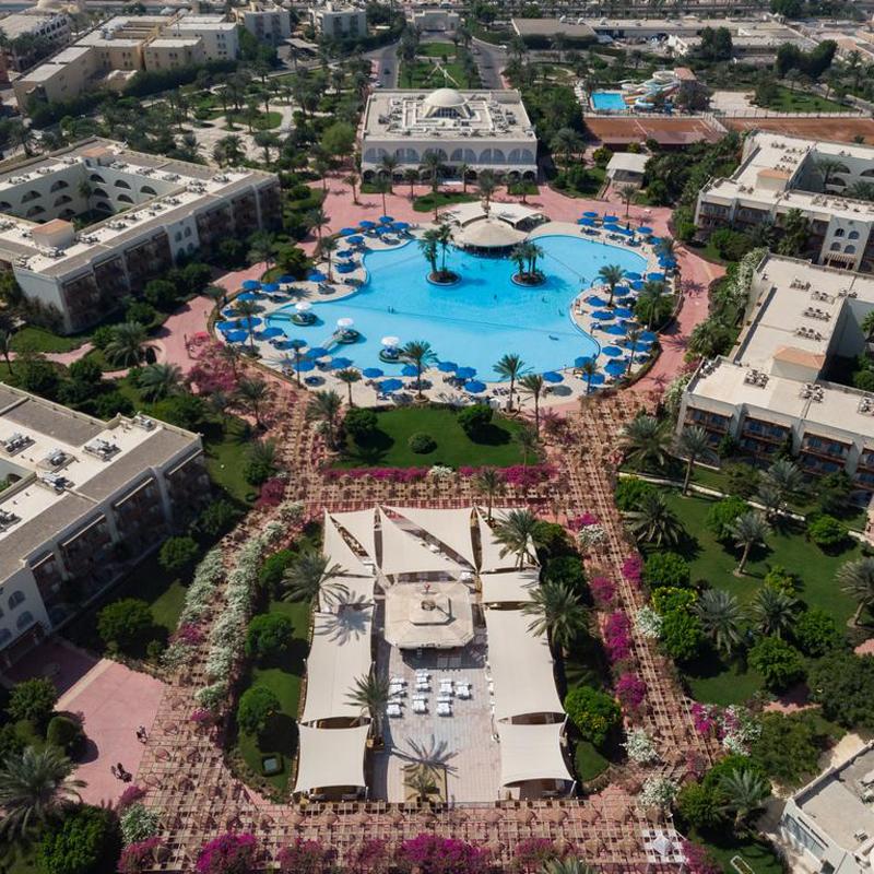 Почивка в Египет хотел Desert Rose 5*