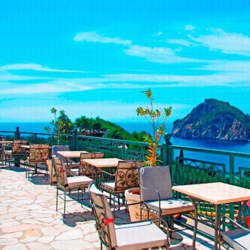 Почивка на остров Корфу - хотел Палео АртНуво 4*