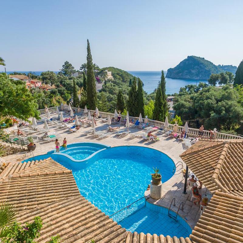 Почивка на остров Корфу в хотел Арт Палео Нуво 4*