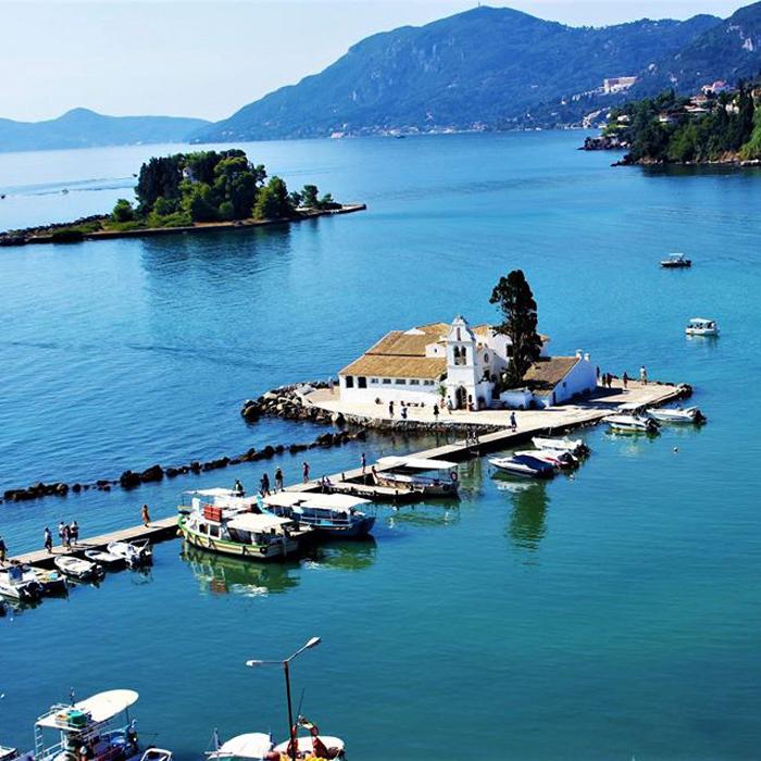 Почивка на остров Корфу - хотел Аполо Палас 5*