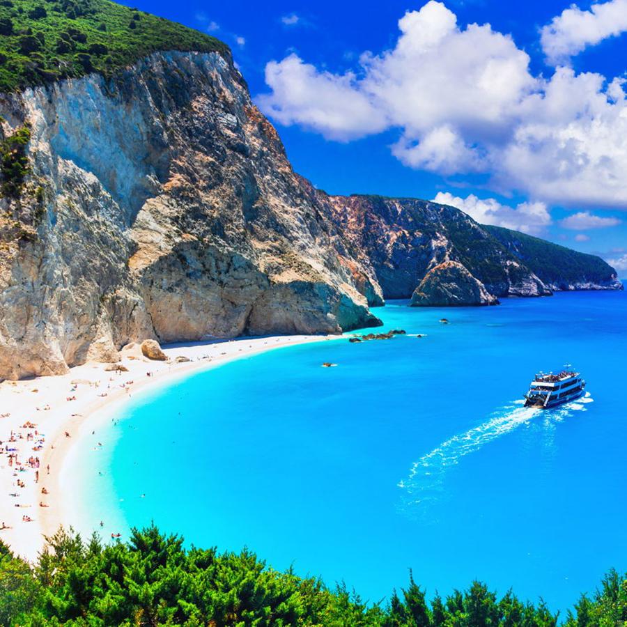 Почивка на остров Лефкада