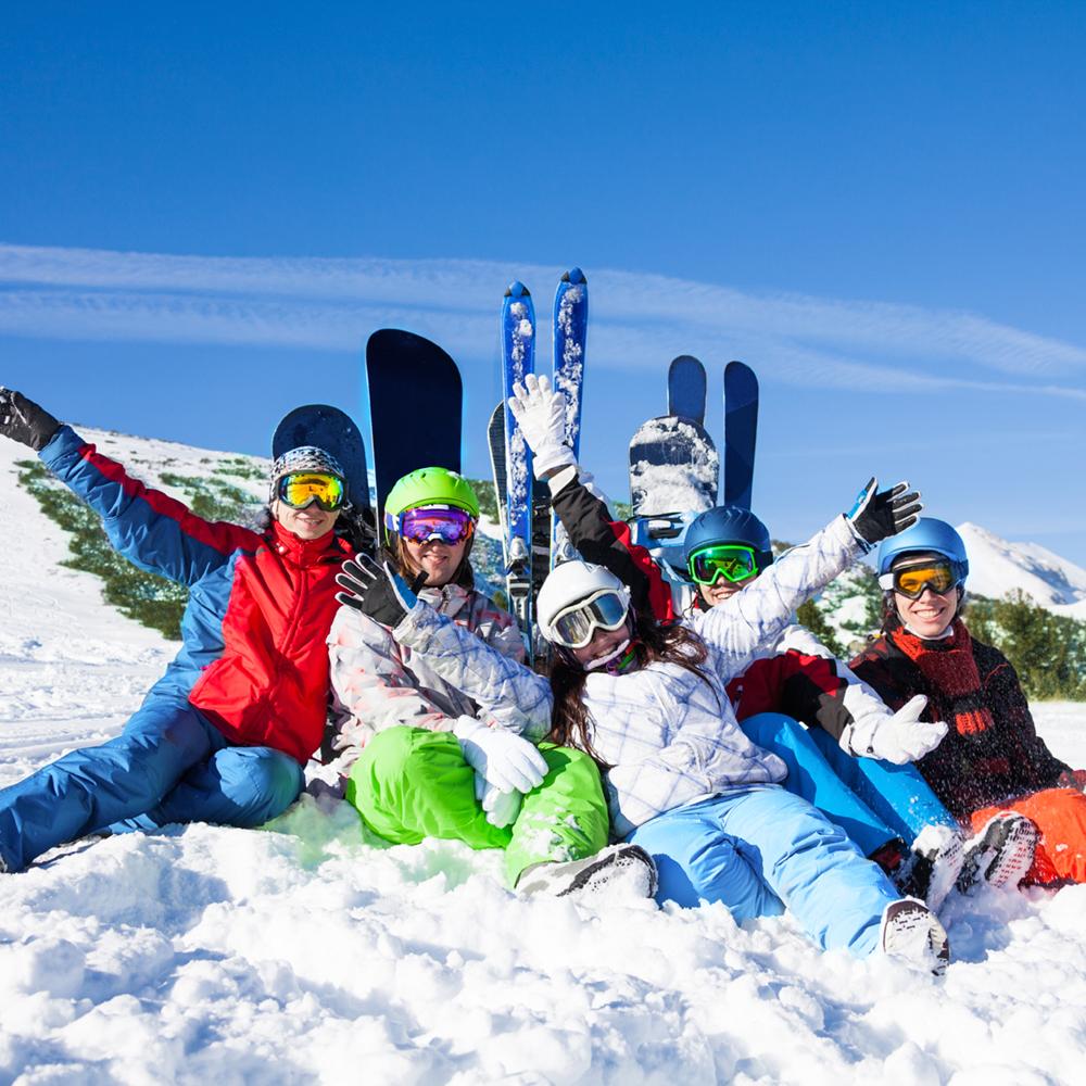 Парти ски почивка в Пампорово