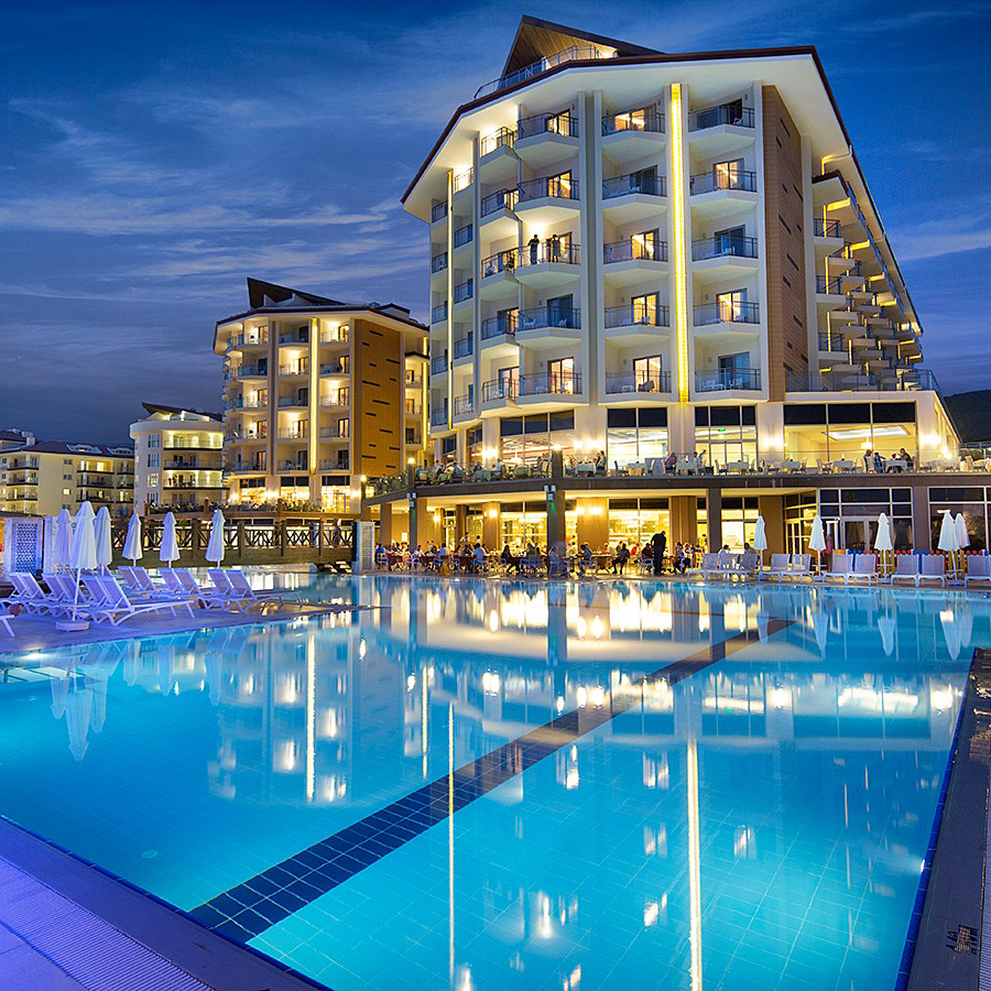 Кушадасъ / Ramada resort Kusadasi & Golf 5*